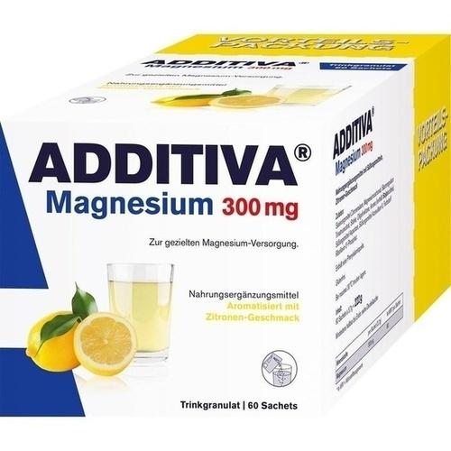 ADDITIVA Magnesium 300 mg N Pulver
