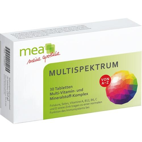 MEA Multispektrum Tabletten A-Z