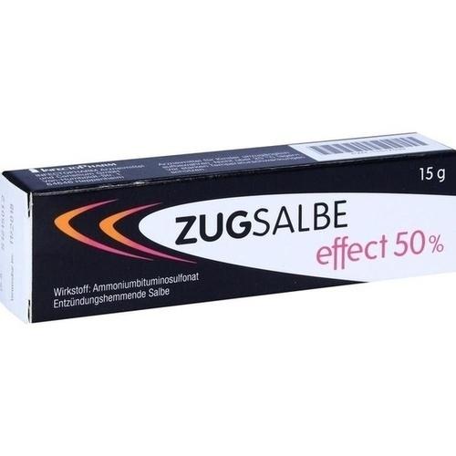 ZUGSALBE effect 50% Salbe