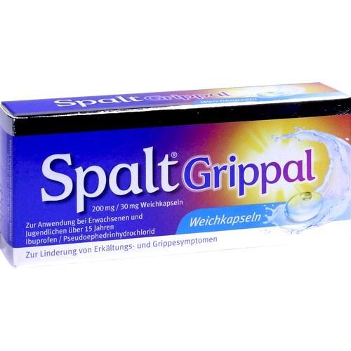 20 Kps. Spalt Grippal