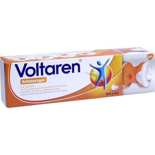VOLTAREN Schmerzgel 1,16% Gel Komf.-Applikator