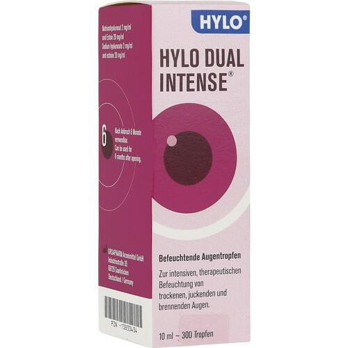 HYLO DUAL intense Augentropfen