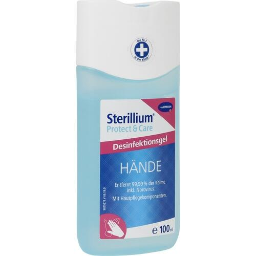 Sterillium Protect & Care Gel