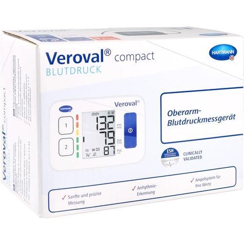 VEROVAL compact Oberarm-Blutdruckmessgerät