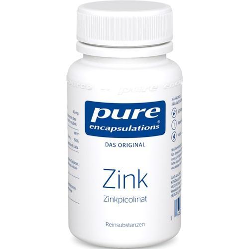 PURE ENCAPSULATIONS Zink Zinkpicolinat Kapseln