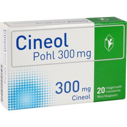 CINEOL Pohl 300 mg magensaftres.Weichkapseln