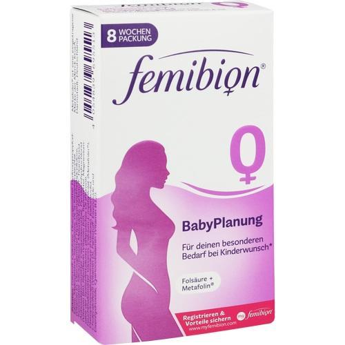 FEMIBION 0 Babyplanung Tabletten