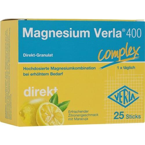 MAGNESIUM VERLA 400 Direkt-Granulat