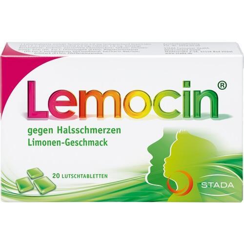 12397155, Lemocin gegen Halsschmerzen, 20 ST