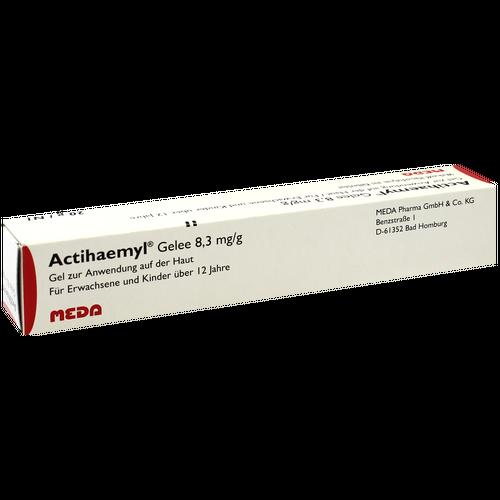 Verpackungsbild(Packshot) von ACTIHAEMYL Gelee