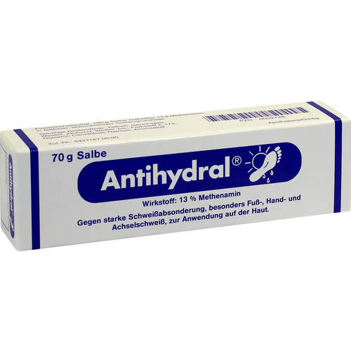Verpackungsbild(Packshot) von ANTIHYDRAL Salbe