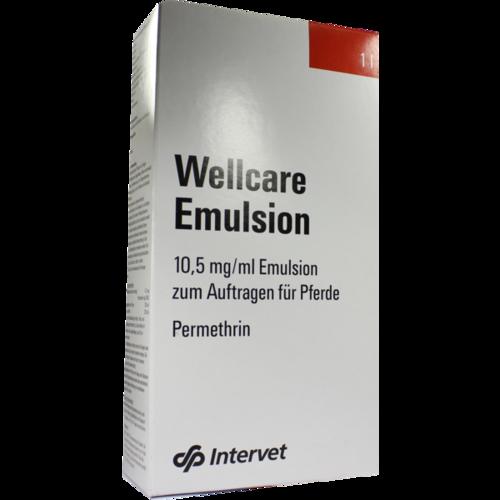 Verpackungsbild(Packshot) von WELLCARE Emulsion f.Pferde