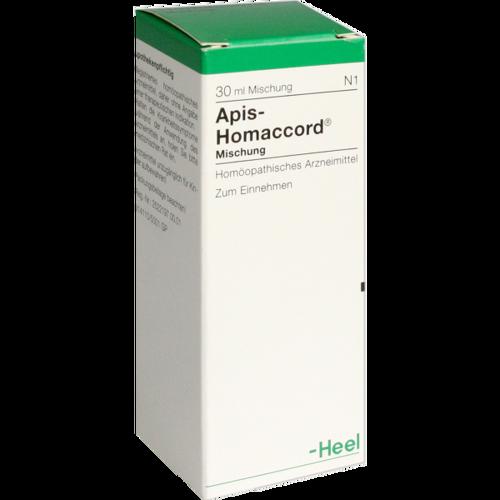 Verpackungsbild(Packshot) von APIS HOMACCORD Liquid