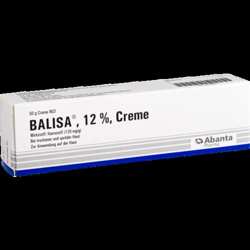 Verpackungsbild(Packshot) von BALISA Creme