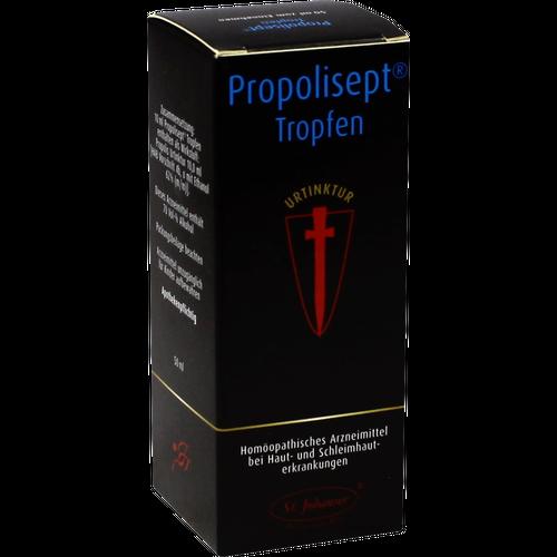 Verpackungsbild(Packshot) von PROPOLISEPT Urtinktur