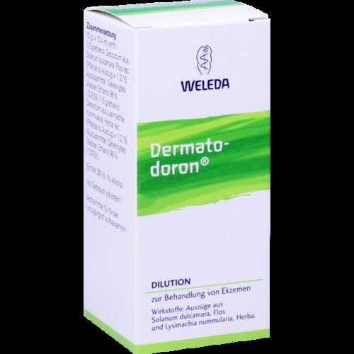 Verpackungsbild(Packshot) von DERMATODORON Dilution