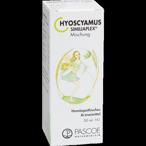 Verpackungsbild(Packshot) von HYOSCYAMUS SIMILIAPLEX Tropfen