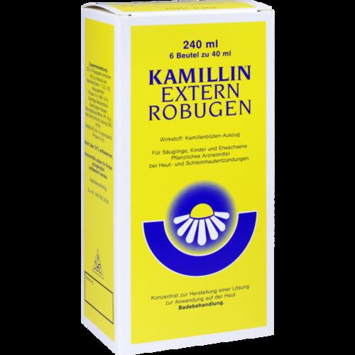 Verpackungsbild(Packshot) von KAMILLIN Extern Robugen Lösung