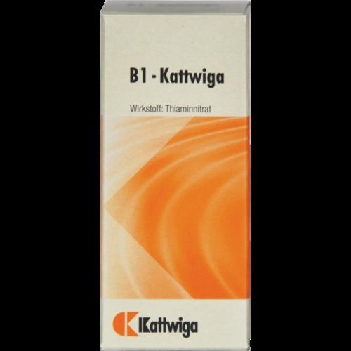 Verpackungsbild(Packshot) von B1 KATTWIGA Tabletten