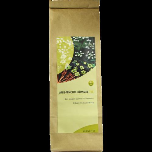 Verpackungsbild(Packshot) von ANIS FENCHEL Kümmel Tee