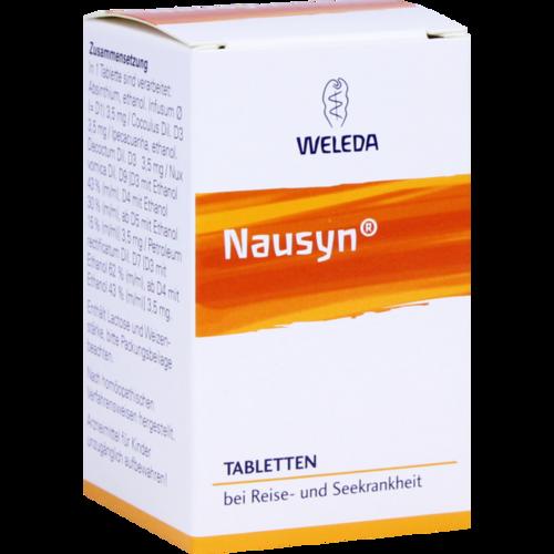 Verpackungsbild(Packshot) von NAUSYN Tabletten