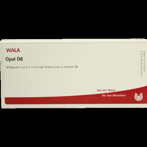 Verpackungsbild(Packshot) von OPAL D 8 Ampullen