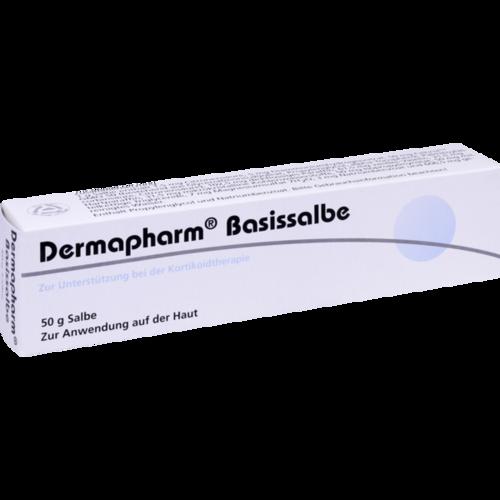 Verpackungsbild(Packshot) von DERMAPHARM Basissalbe