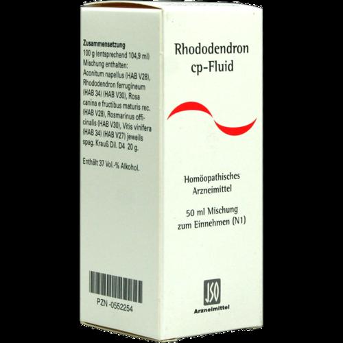 Verpackungsbild(Packshot) von RHODODENDRON CP-Fluid