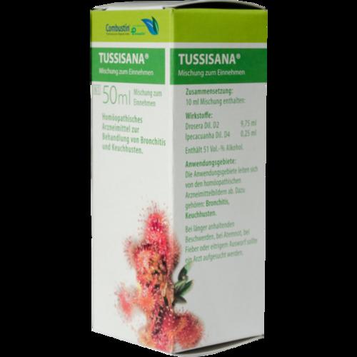 Verpackungsbild(Packshot) von TUSSISANA Dilution
