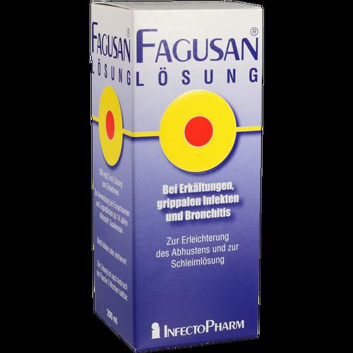 Verpackungsbild(Packshot) von FAGUSAN Lösung