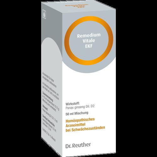 Verpackungsbild(Packshot) von REMEDIUM Vitale EKF Tropfen