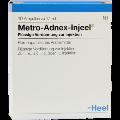 Verpackungsbild(Packshot) von METRO Adnex Injeel Ampullen