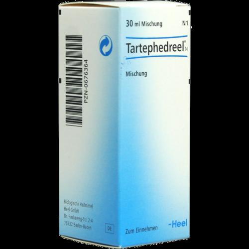 Verpackungsbild(Packshot) von TARTEPHEDREEL N Tropfen