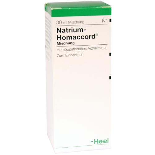 Verpackungsbild(Packshot) von NATRIUM HOMACCORD Tropfen