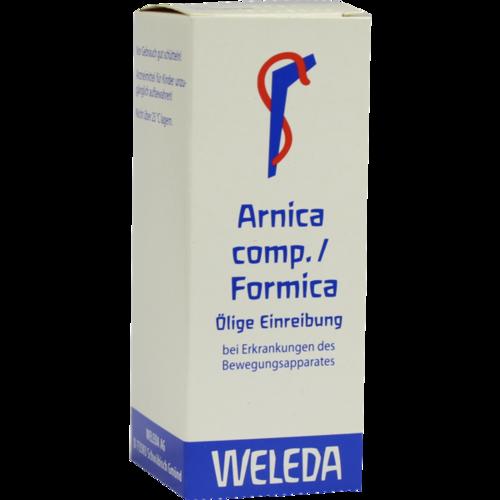 Verpackungsbild(Packshot) von ARNICA COMP./Formica ölige Einreibung