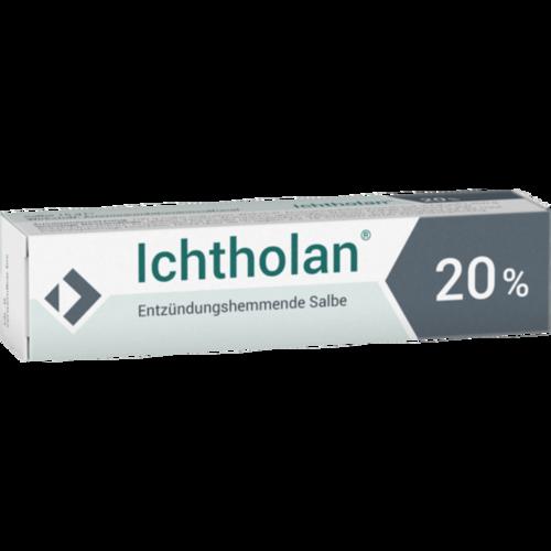 Verpackungsbild(Packshot) von ICHTHOLAN 20% Salbe