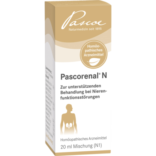 Verpackungsbild(Packshot) von PASCORENAL N Mischung