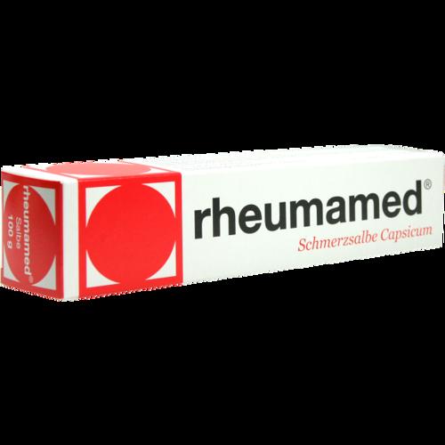 Verpackungsbild(Packshot) von RHEUMAMED Salbe
