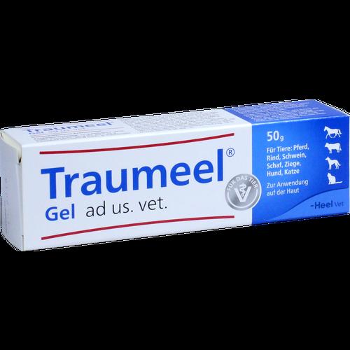 Verpackungsbild(Packshot) von TRAUMEEL Gel ad us.vet.