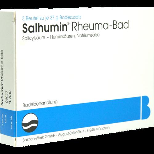 Verpackungsbild(Packshot) von SALHUMIN Rheuma Bad
