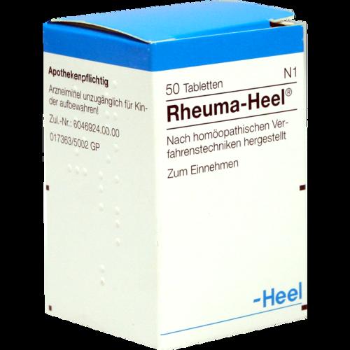 Verpackungsbild(Packshot) von RHEUMA HEEL Tabletten