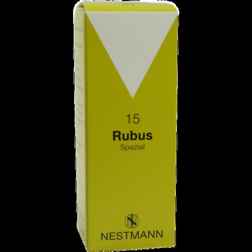 Verpackungsbild(Packshot) von RUBUS SPEZIAL Nr.15 Tropfen