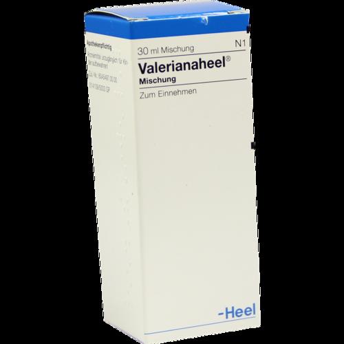 Verpackungsbild(Packshot) von VALERIANA HEEL Tropfen