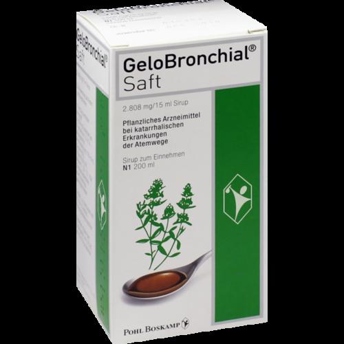 Verpackungsbild(Packshot) von GELOBRONCHIAL Saft