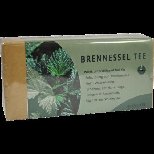 Verpackungsbild(Packshot) von BRENNESSEL TEE Filterbeutel