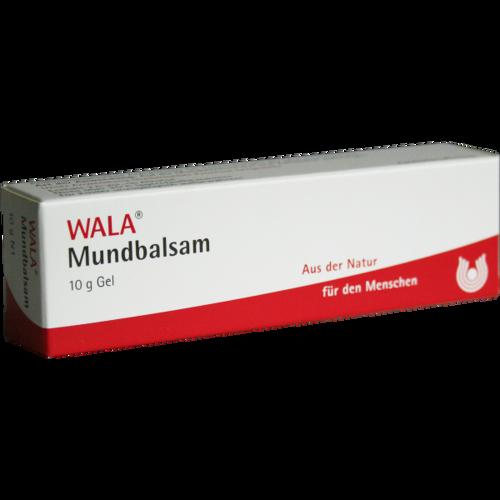 Verpackungsbild(Packshot) von MUNDBALSAM Gel