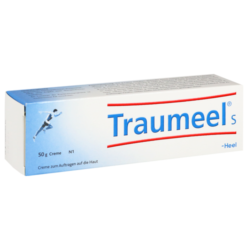 Verpackungsbild(Packshot) von TRAUMEEL S Creme