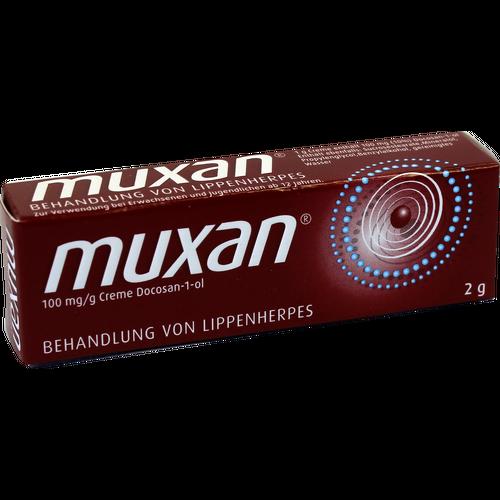 Verpackungsbild(Packshot) von MUXAN Creme