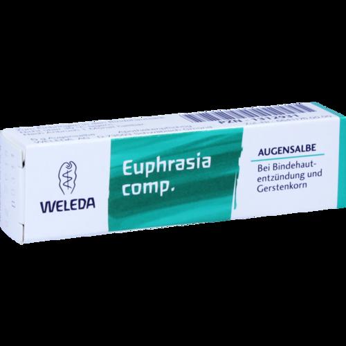 Verpackungsbild(Packshot) von EUPHRASIA COMP.Augensalbe