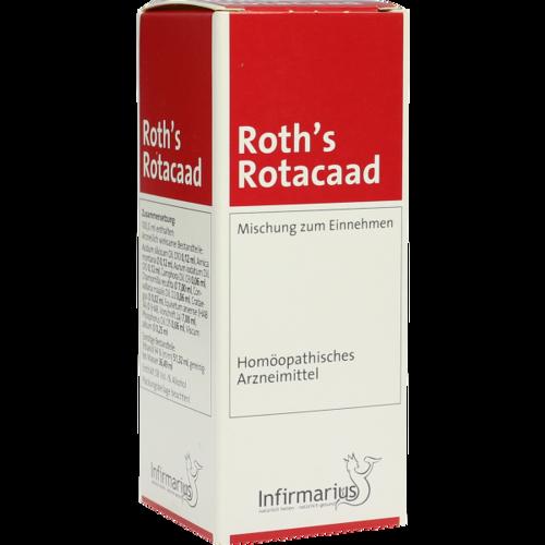 Verpackungsbild(Packshot) von ROTHS Rotacaad Tropfen